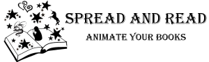 Spread and Read Logo Buchmarketing Herzlich Willkommen