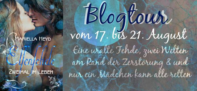 Elfenfehde Blogtour Mariella Heyd