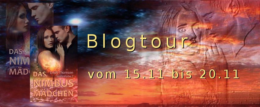 Das Nimbusmädchen Blogtour