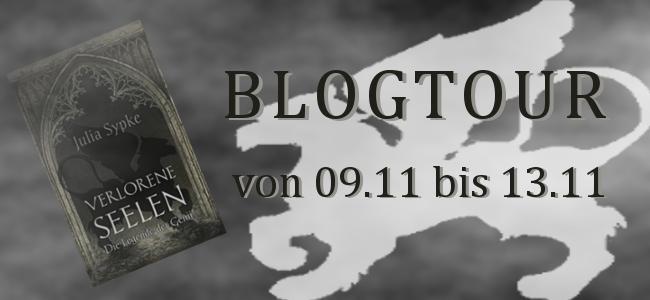 Verlorene Seelen Julia Sypke Blogtour