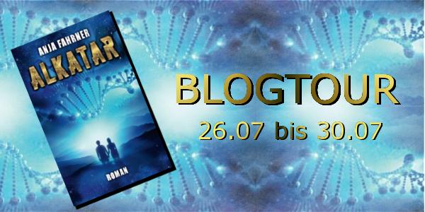 Alkatar Anja Fahrner Blogtour