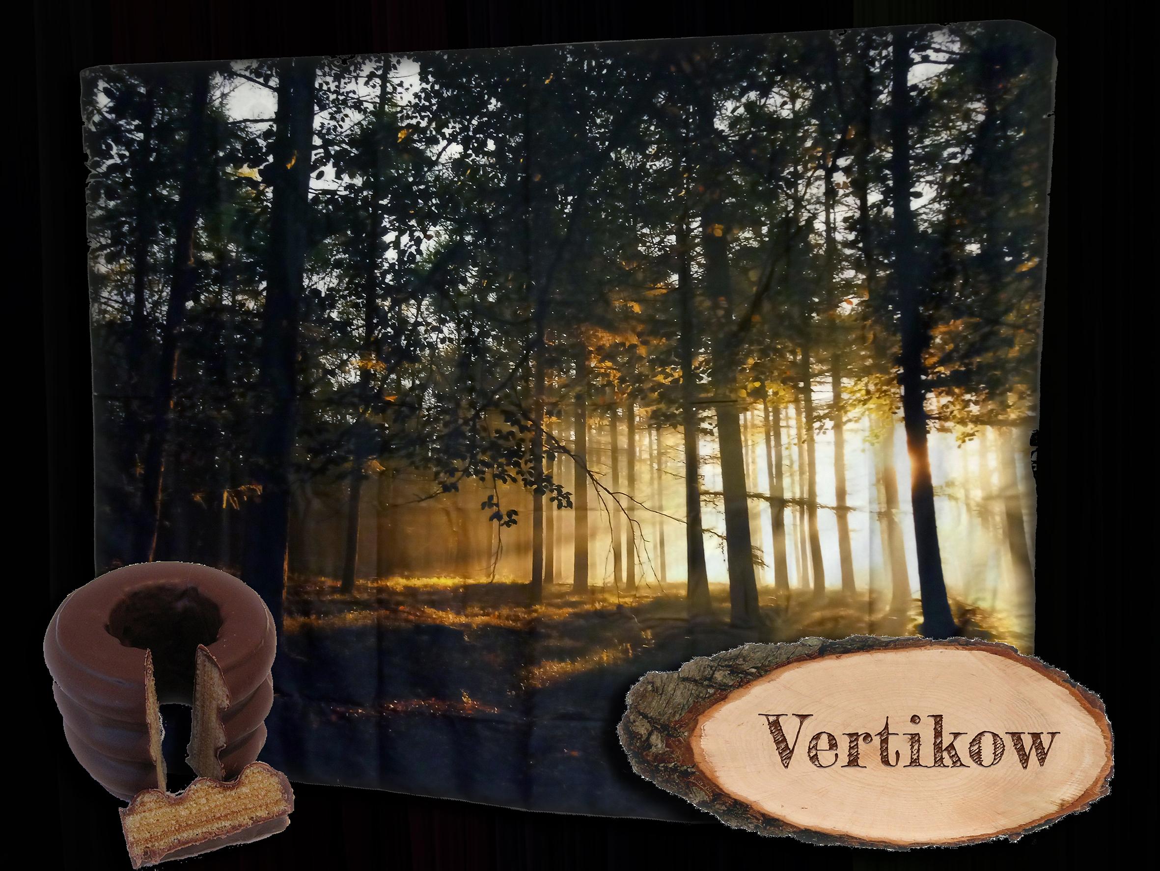 Waldsterben in Vertikow